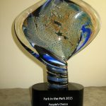 Art Glass Award #2817