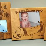 Hollow Back Photo Frames