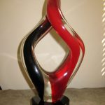 Art Glass Award #2814