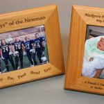Standard Picture Frames