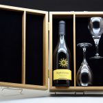 Wine Box & Glasses